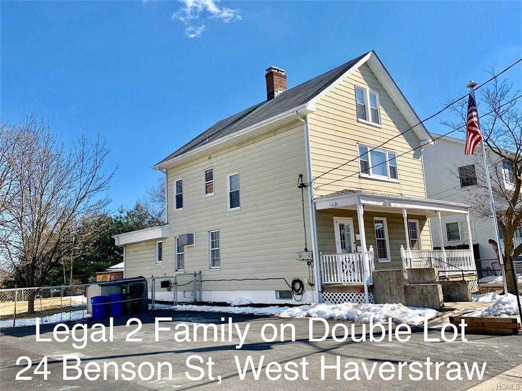 Another Property Sold - 24 Benson Street, West Haverstraw, NY 10993