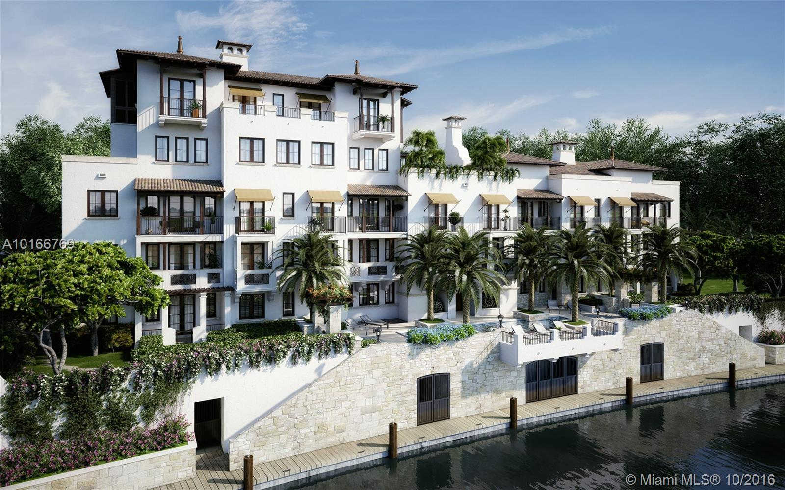 6100 Caballero Blvd #2C Flat, Coral Gables, FL 33146 now has a new price of $2,607,260!
