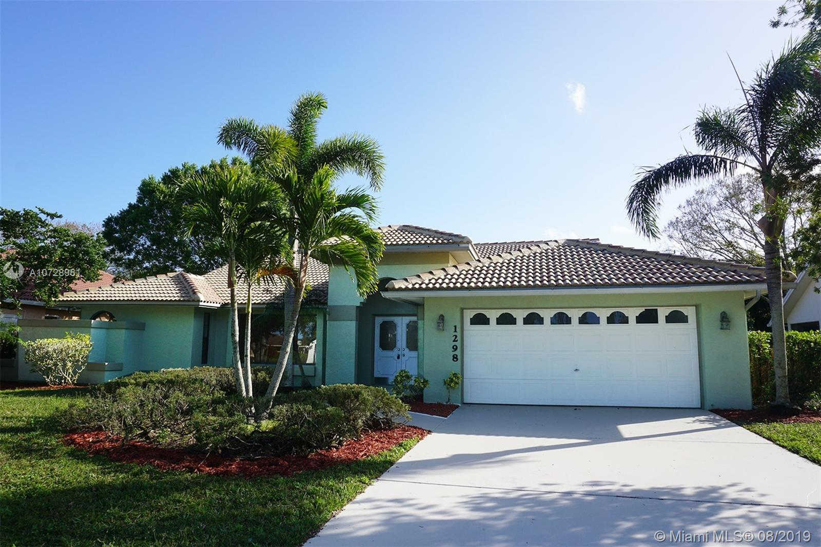 1298 SW Cedar Cv, Port St. Lucie, FL 34986 now has a new price of $285,000!