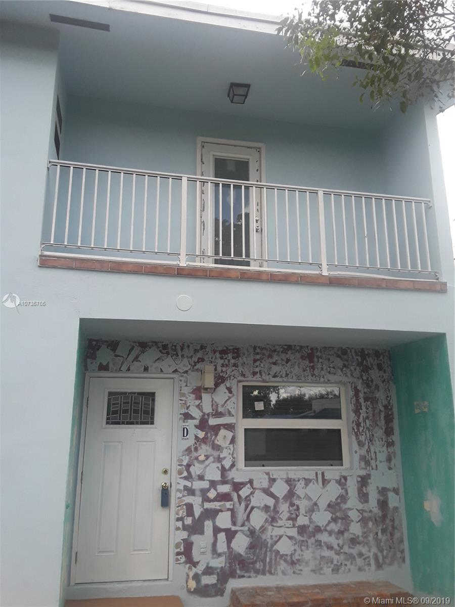 1732 Roosevelt St #D, Hollywood, FL 33020 is now new to the market!