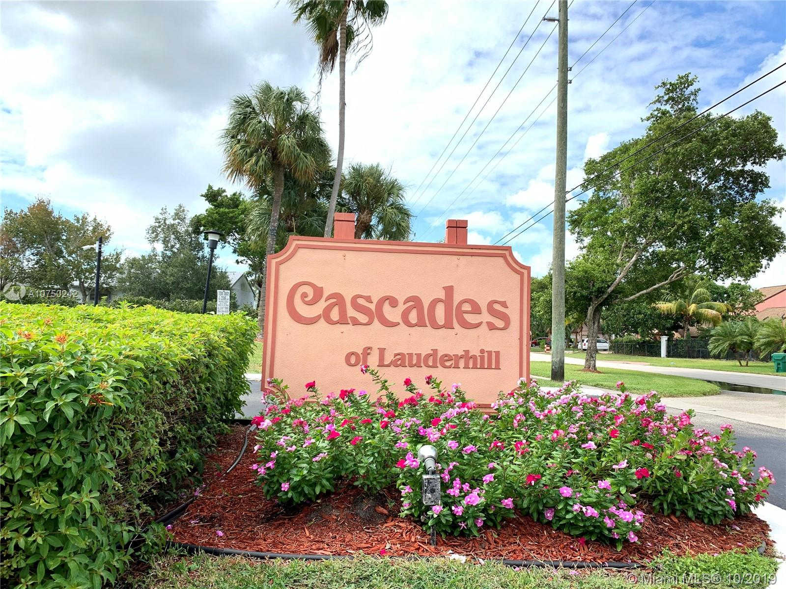 7750 NW 50th St #106, Lauderhill, FL 33351 now has a new price of $1,300!