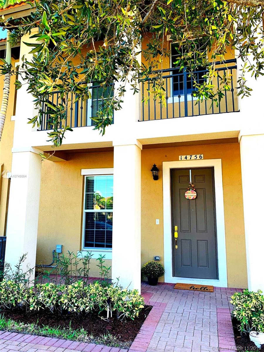 14756 SW 15th St, Pembroke Pines, FL 33027 is now new to the market!