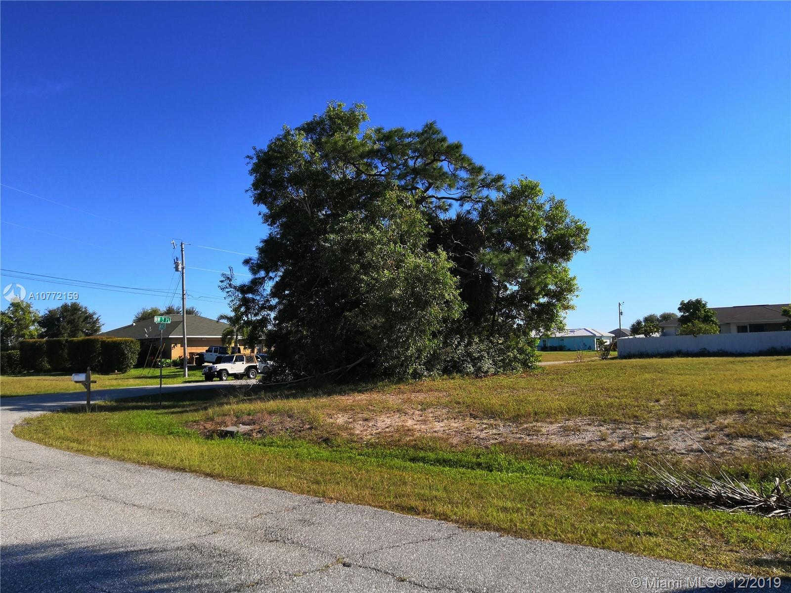 310 NW 14th, Cape Coral, FL 33993 now has a new price of $11,000!