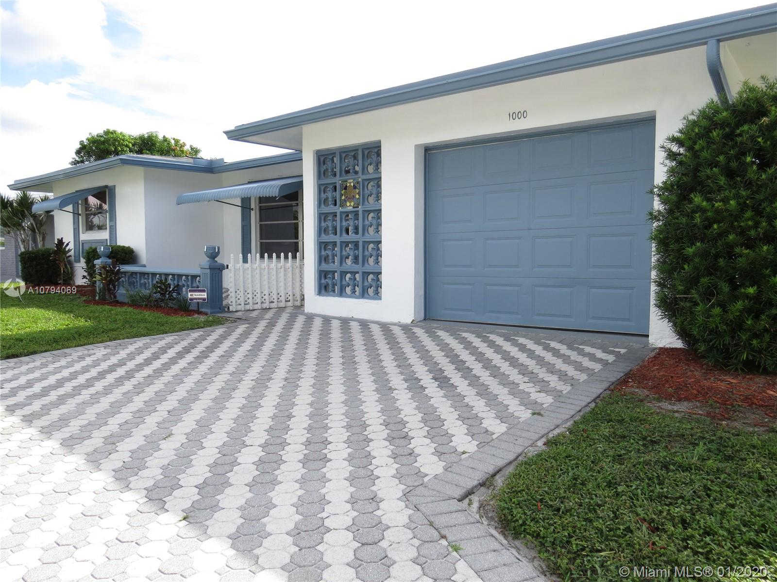1000 NW 68th Ter, Margate, FL 33063 is now new to the market!