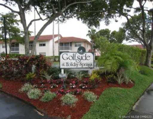 3031 Holiday Springs Blvd #205-7, Margate, FL 33063 now has a new price of $1,375!