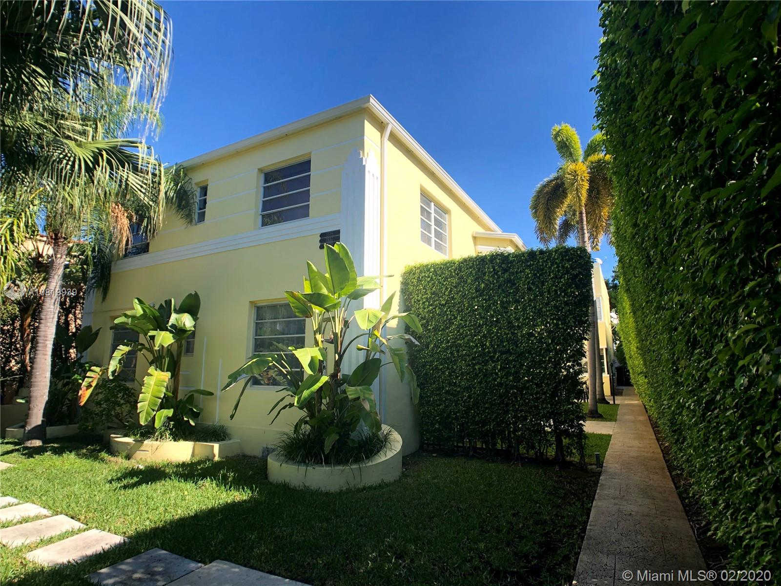1535 Meridian Ave #11, Miami Beach, FL 33139 is now new to the market!