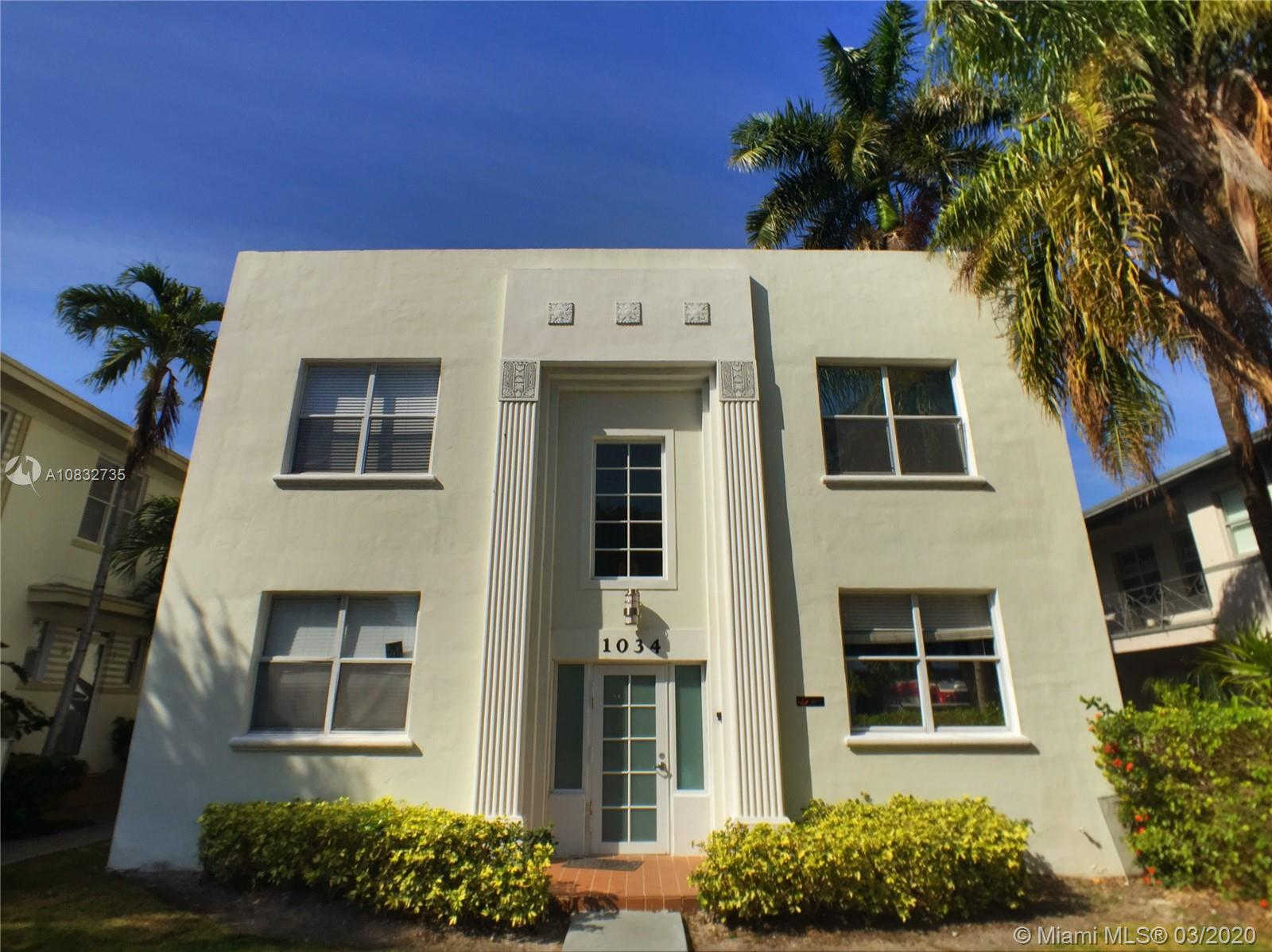 1034 Jefferson Ave #4, Miami Beach, FL 33139 is now new to the market!
