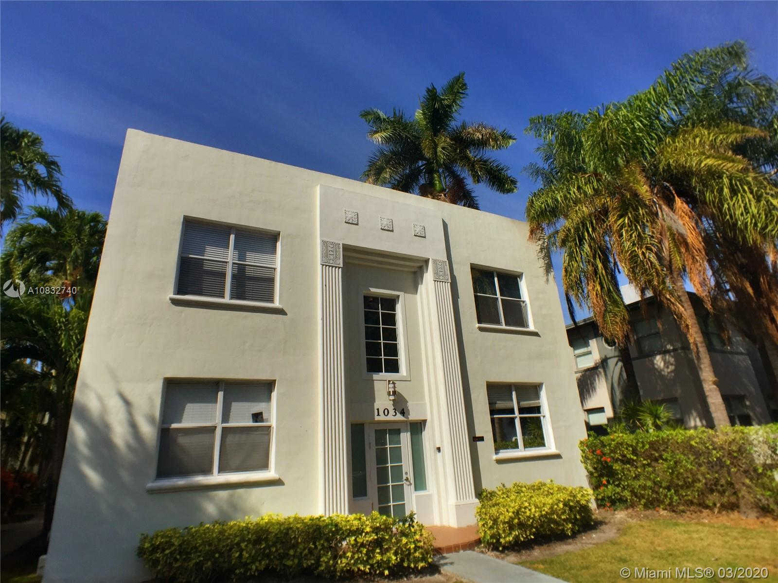 1034 Jefferson Ave #2, Miami Beach, FL 33139 is now new to the market!