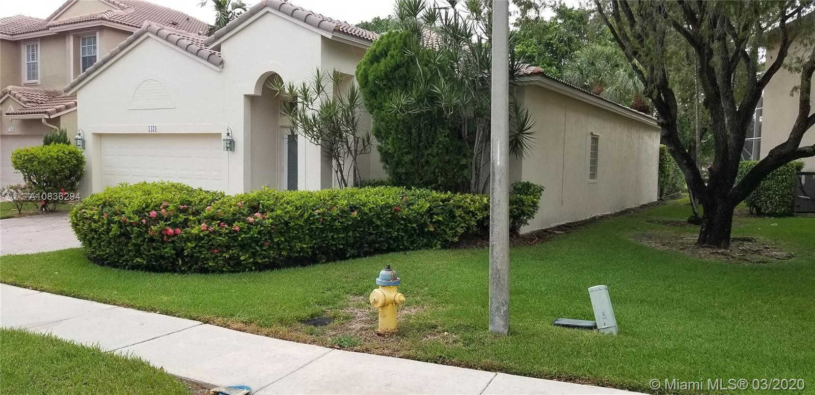 Another Property Sold - 1470 SW 159th Ave, Pembroke Pines, FL 33027