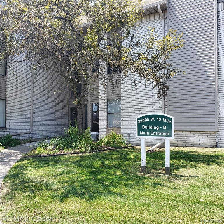 Another Property Sold - 32005 West Twelve Mile Rd #Unit#103-Bldg#B, Farmington Hills, MI 48334