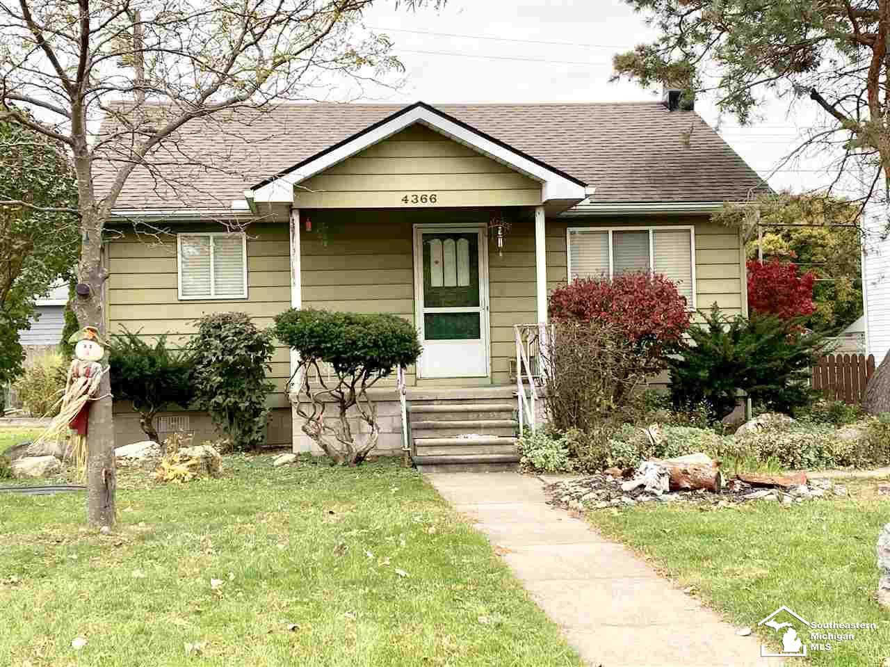 4366 Ives, Newport, MI 48166 is now new to the market!
