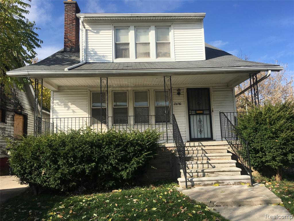 2490 Cortland St, Detroit, MI 48206 is now new to the market!