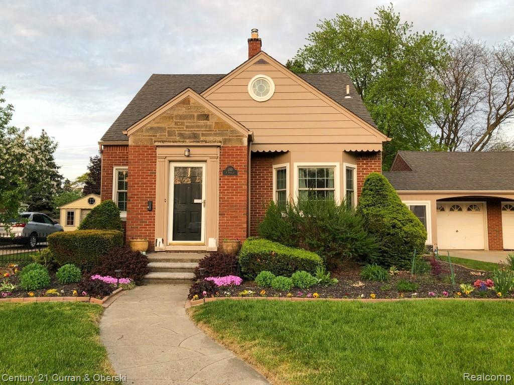 210 North Denwood St, Dearborn, MI 48128 is now new to the market!