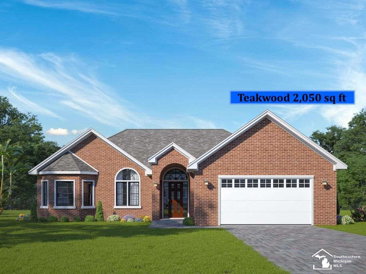 15366 Orchard Meadows, Monroe, MI 48161 now has a new price of $319,900!