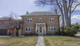 1399 Whittier Rd, Grosse Pointe Park, MI 48230