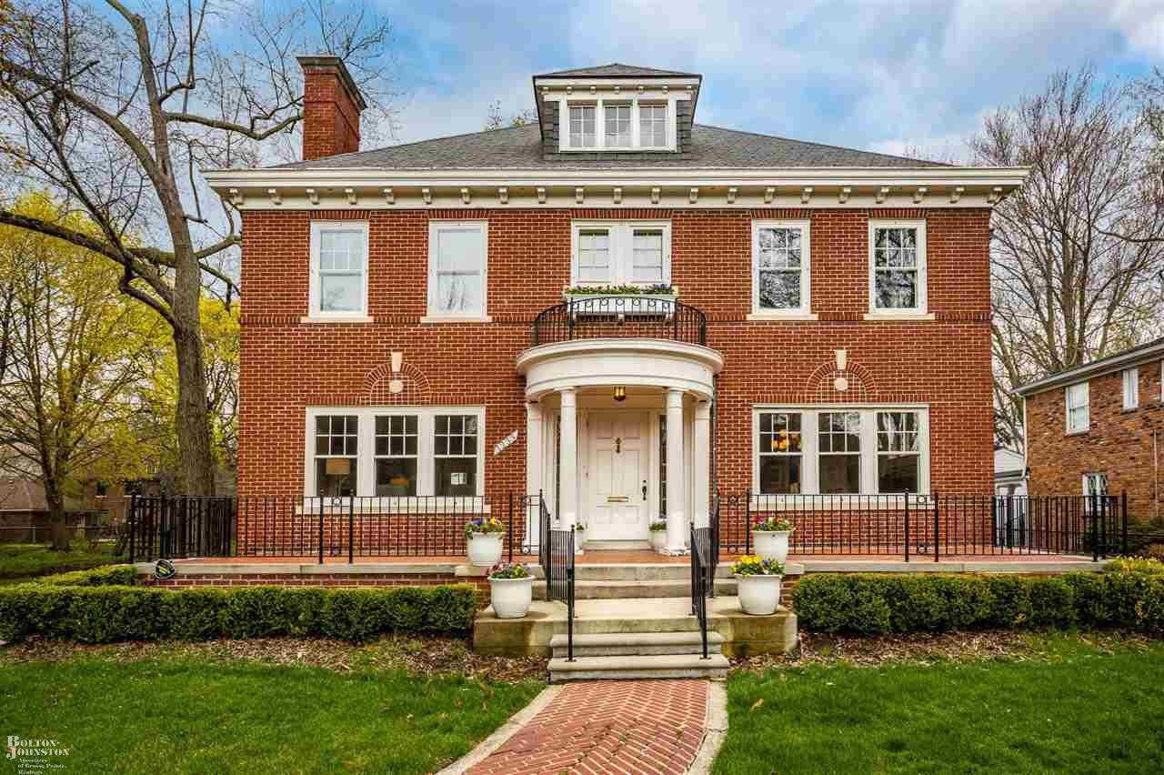 1233 Kensington, Grosse Pointe Park, MI 48230 is now new to the market!