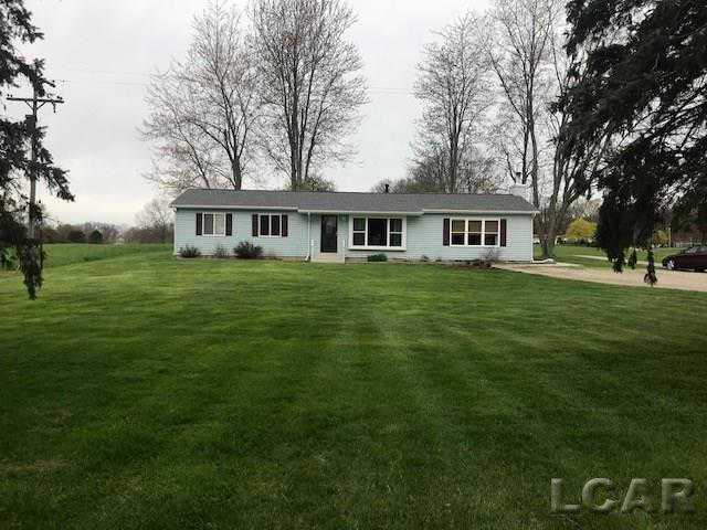 6010 Treat HWY, Adrian, MI 49221 is now new to the market!
