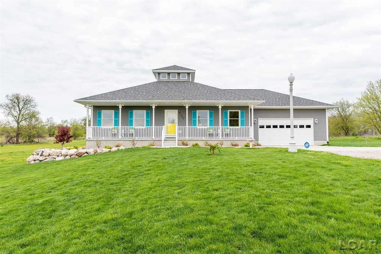 4180 Hawkins, Manitou Beach, MI 49253 is now new to the market!
