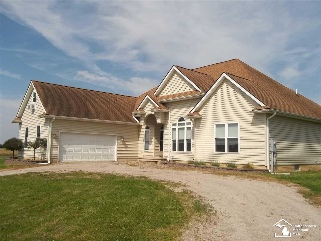 10683 Bitz Road, Maybee, MI 48159 is now new to the market!