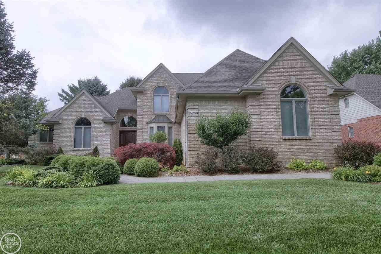 Another Property Sold - 58223 Pheasant Ridge, Washington, MI 48094