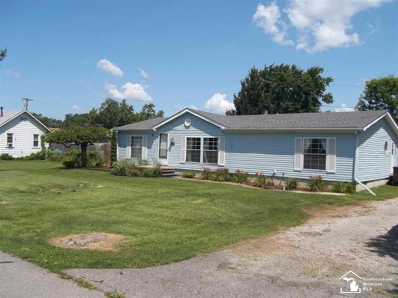 3235 4TH Street, Monroe, MI 48162 is now new to the market!