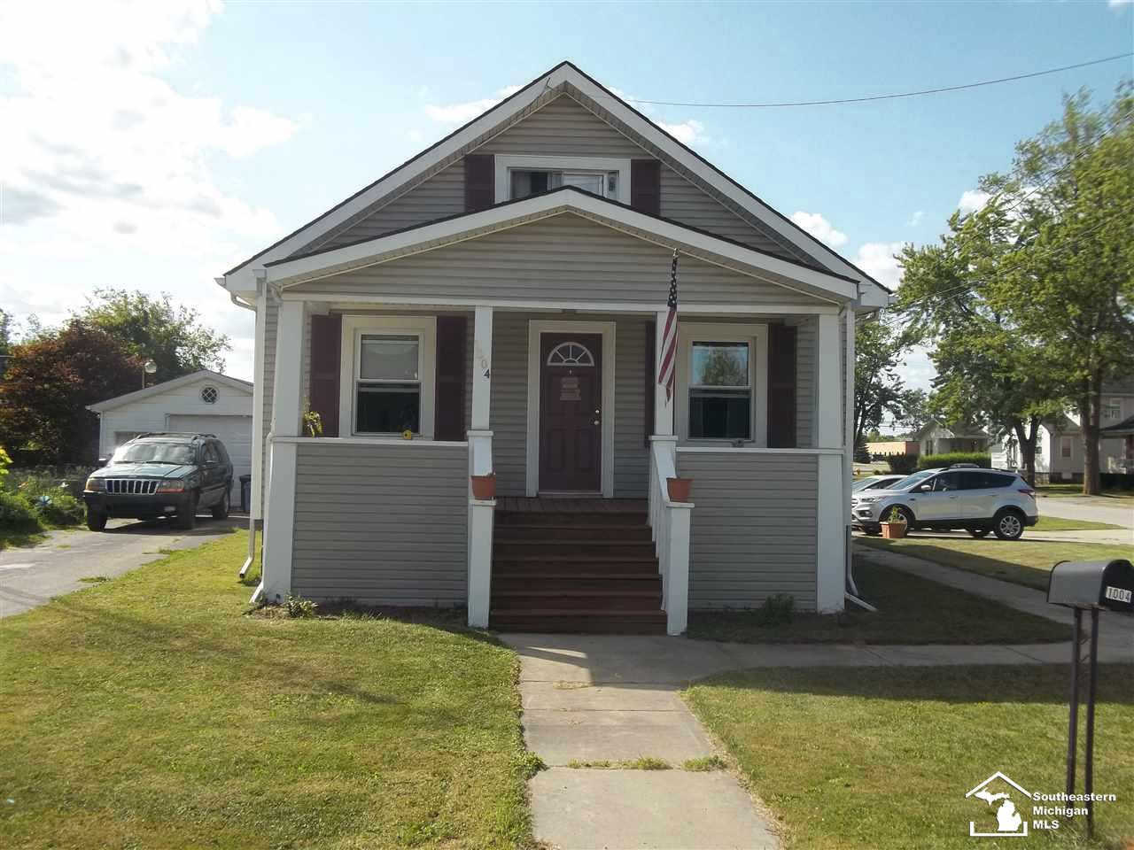 1004 Bashaw, Monroe, MI 48161 is now new to the market!