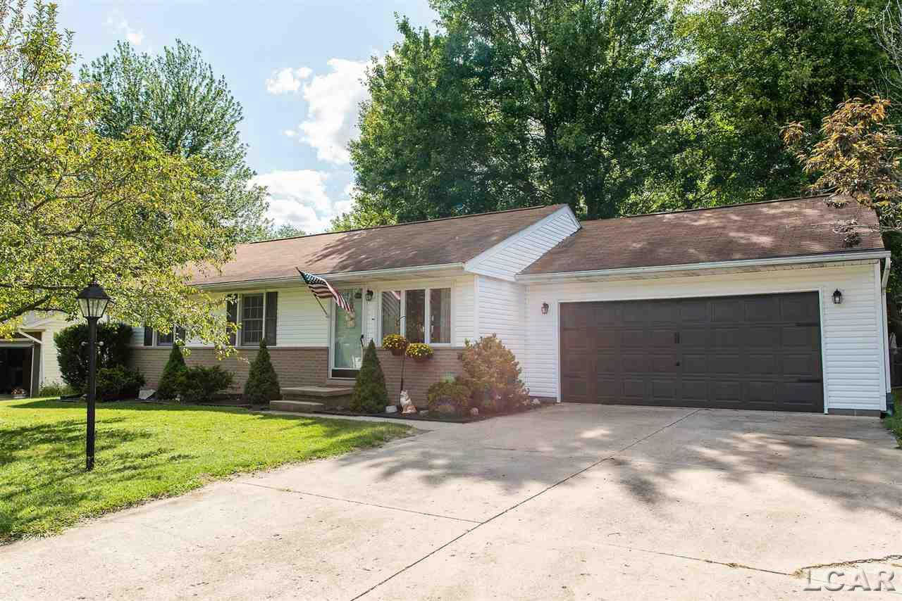 164 Pleasant Knoll Dr., Adrian, MI 49221 now has a new price of $147,900!