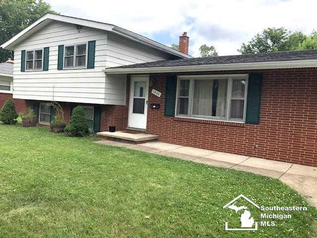 1206 Lavender, Monroe, MI 48162 is now new to the market!