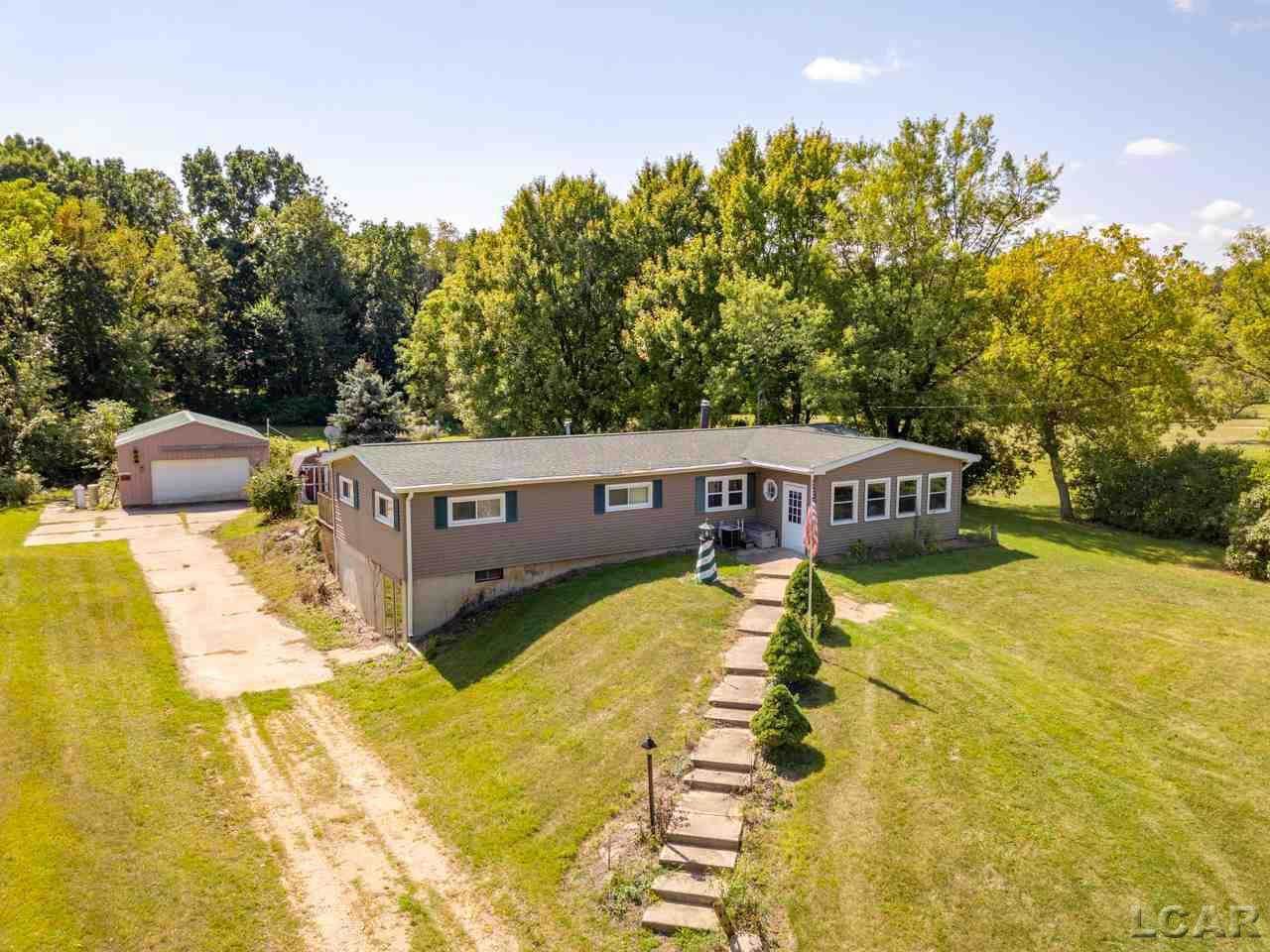 15121 Us 12, Brooklyn, MI 49230 is now new to the market!