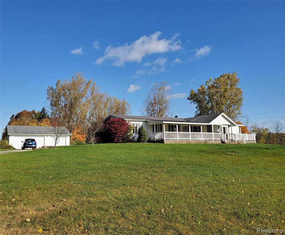 3644 Briggs Rd, Otter Lake, MI 48464 is now new to the market!