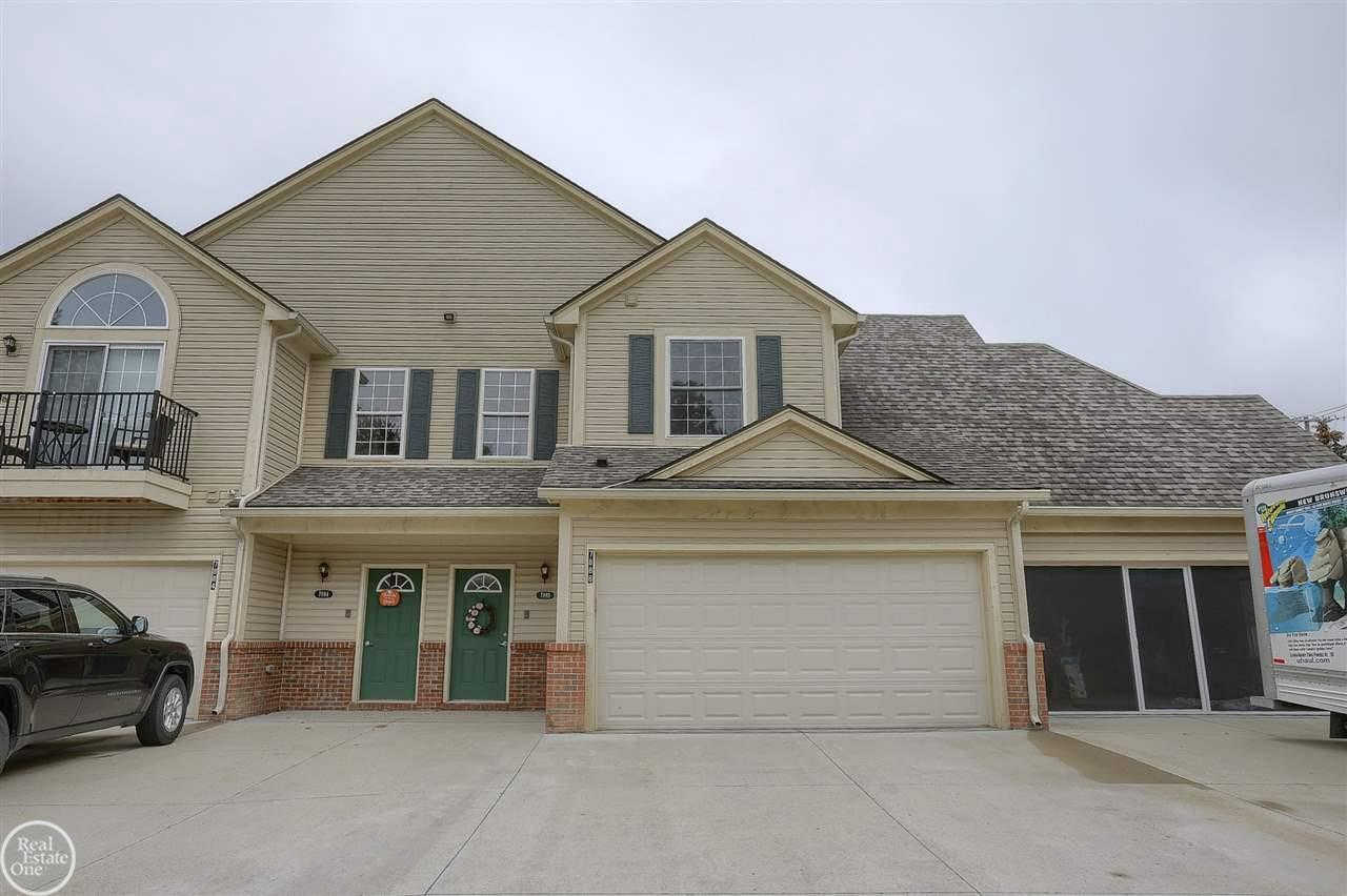 7888 Marie Drive #Unit #94, Shelby twp, MI 48316 now has a new price of $224,900!