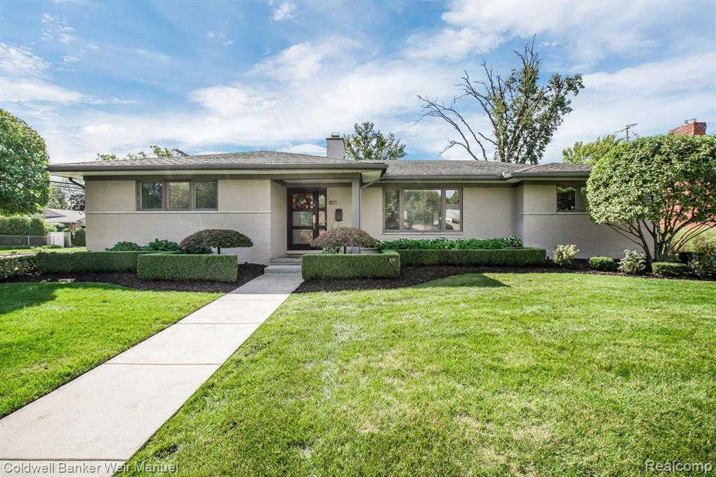 Another Property Sold - 855 Blairmoor CRT, Grosse Pointe Woods, MI 48236