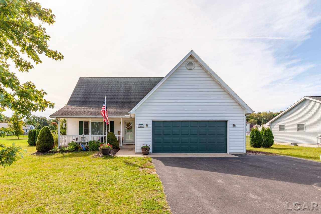 2015 Friar Tuck Circle, Adrian, MI 49221 is now new to the market!
