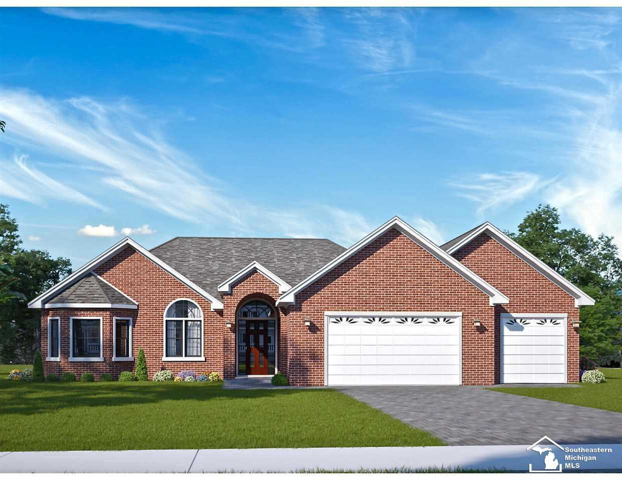 4984 Orchard Crest, Monroe, MI 48161 is now new to the market!