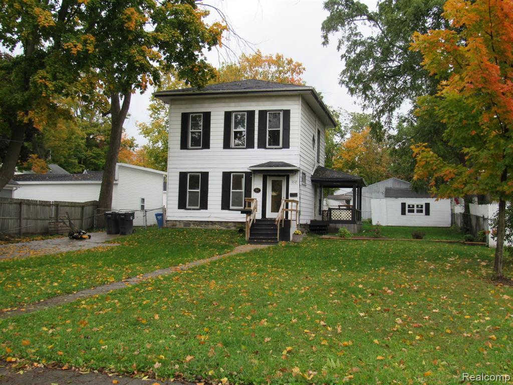 110 West Brooks St, Howell, MI 48843 now has a new price of $168,000!