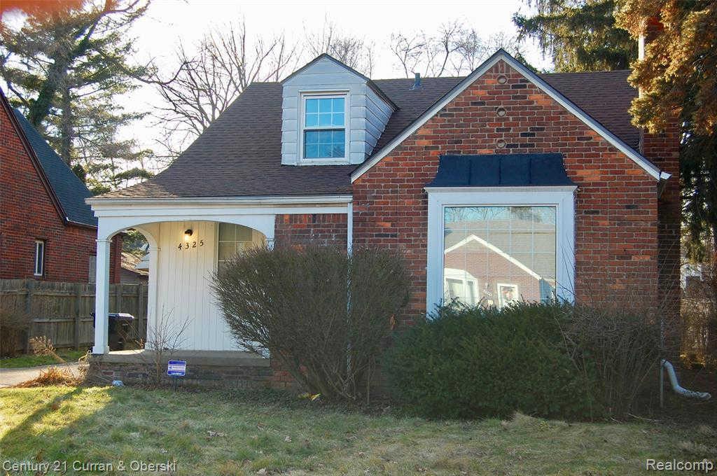 4325 Grayton St, Detroit, MI 48224 now has a new price of $89,900!