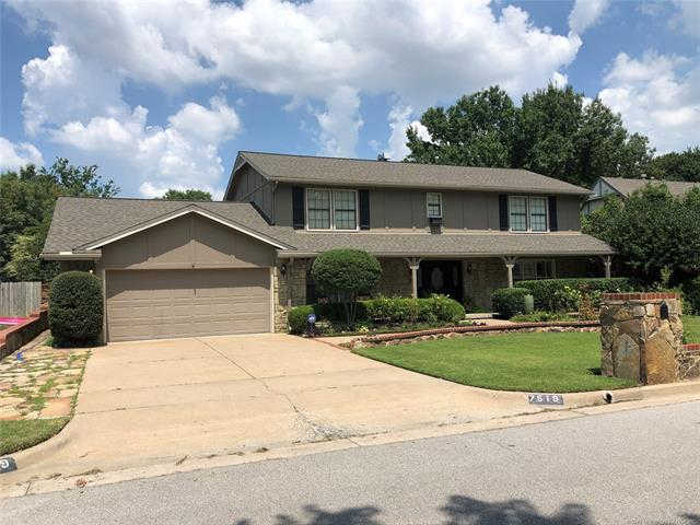 7519 E 84th, Tulsa, OK 74133 is now new to the market!