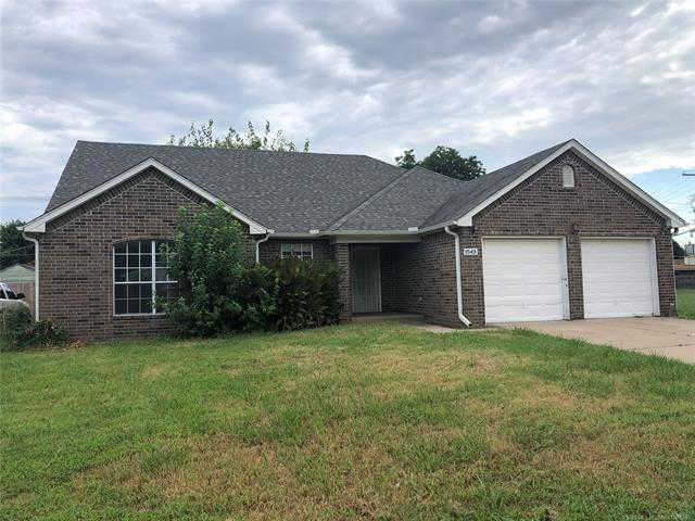 1543 N Frankfort, Tulsa, OK 74106 is now new to the market!