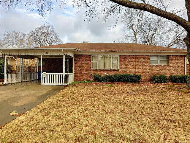 1351 E 46th, Tulsa, OK 74105 is now new to the market!