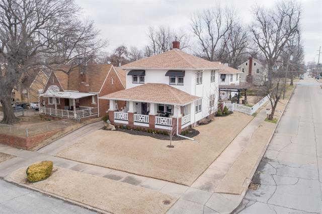 1147 S Evanston, Tulsa, OK 74104 now has a new price of $365,000!