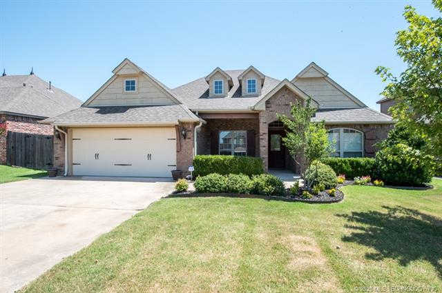 14547 S Florence, Bixby, OK 74008 is now new to the market!