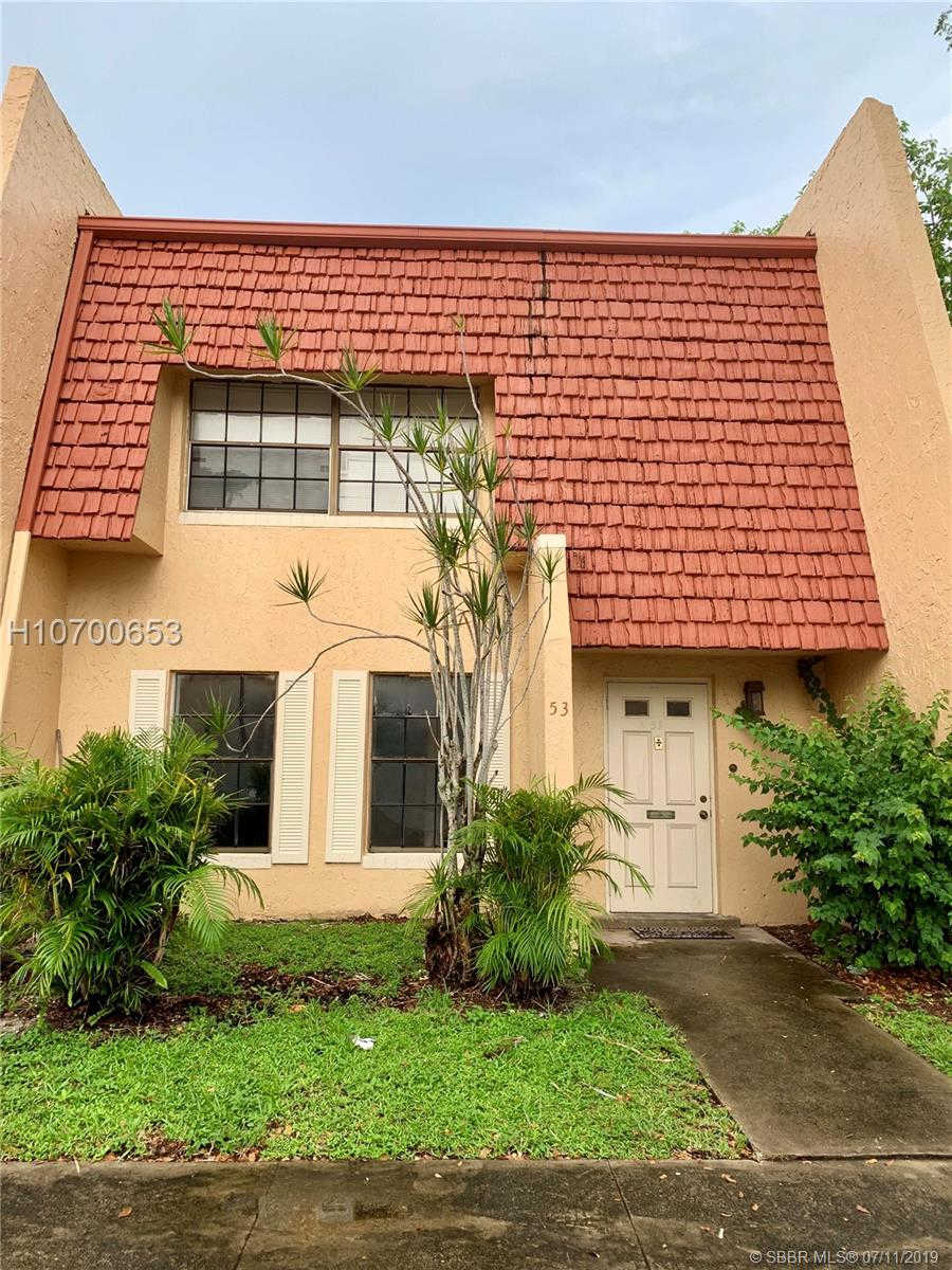 Another Property Rented - 53 Ann Lee Ln #53, Tamarac, FL 33319