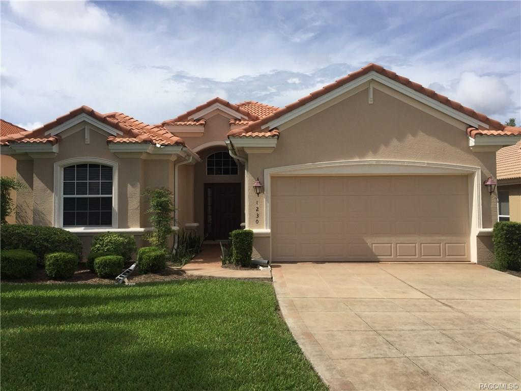 1230 W Diamond Shore Loop, Hernando, FL 34442 now has a new price of $274,900!