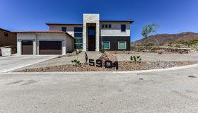 5901 Ojo DE Agua Drive, El Paso, TX 79912
