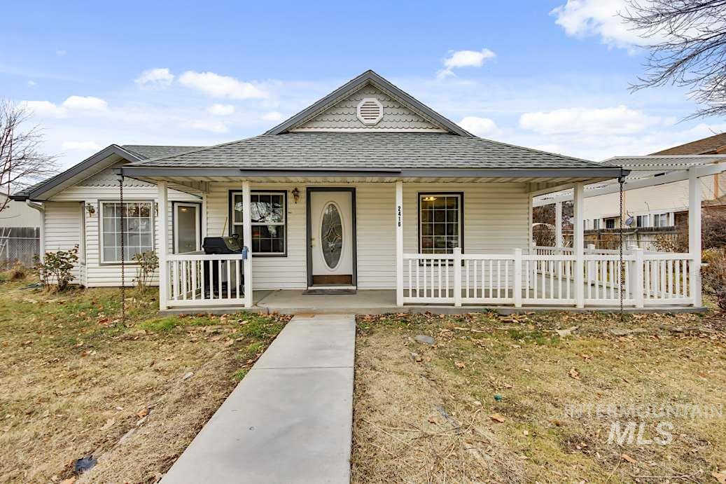 Another Property Sold - 2416 College Ave, Caldwell, ID 83605
