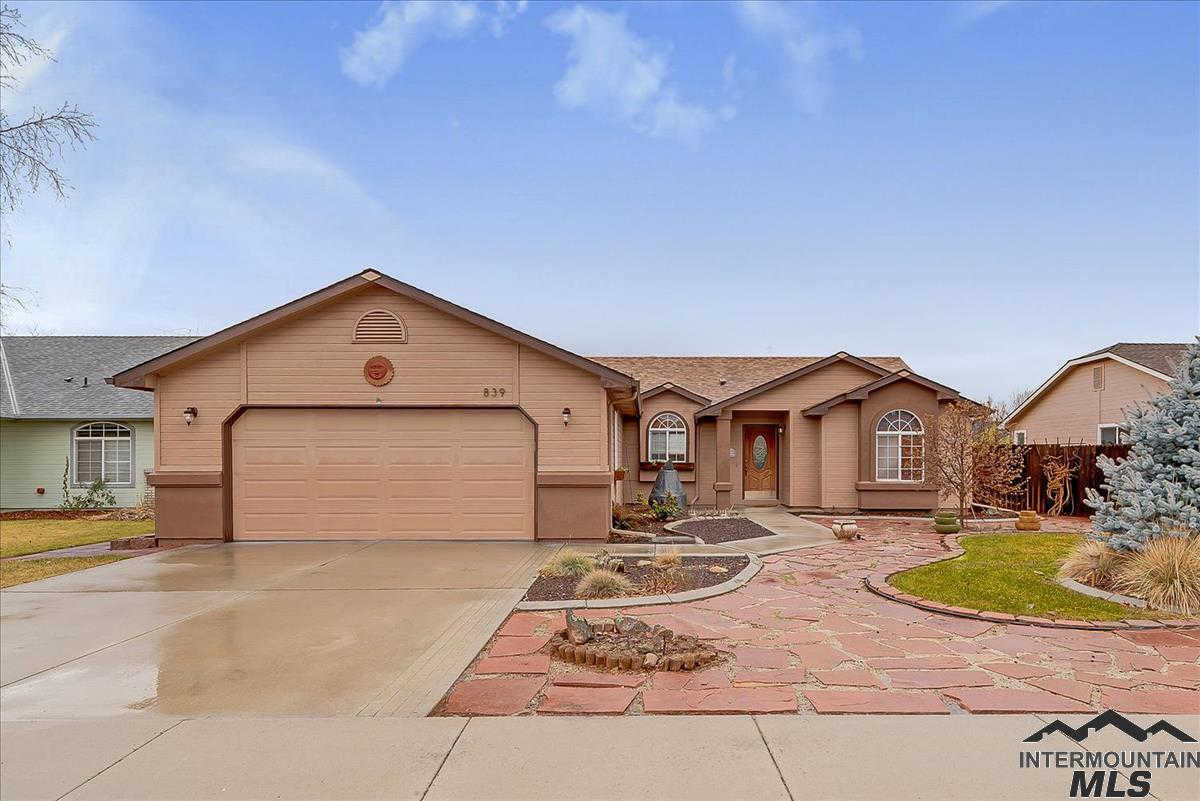Another Property Sold - 839 N Echohawk Way, Eagle, ID 83616-5488