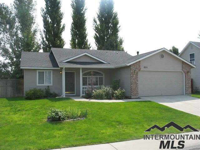 825 Florida, Nampa, ID 83686 is now new to the market!