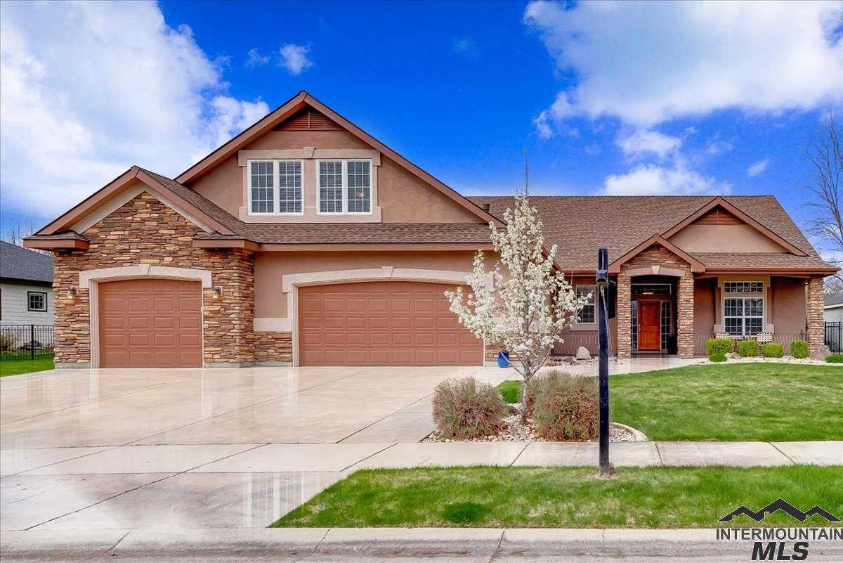 Video Tour  - W Forest Grove, Eagle, ID 83616-7213