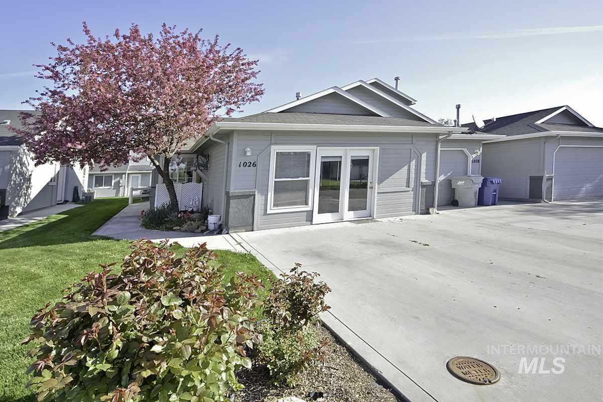 1026 E Hawaii Ave, Nampa, ID 83686 now has a new price of $179,900!