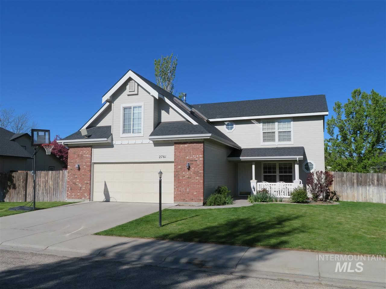 Another Property Sold - 2761 N Dayside Ave., Meridian, ID 83646-8822